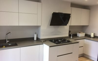Mr & Mrs M – Real Customer Kitchen – Exeter