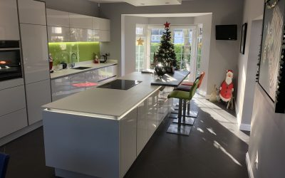 Mr & Mrs H – Real Customer Kitchen – Torquay