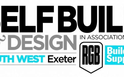 Self Build and Design Show – Westpoint, Exeter – 8th and 9th September